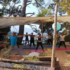 Отель Gemile Camping фитнесс-зал фото 2