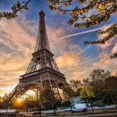 Отель Kleber Champs-Élysées Tour-Eiffel Paris спортивное сооружение