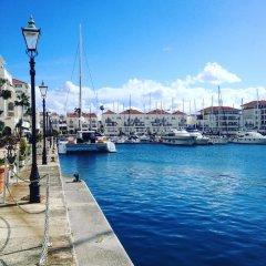 Отель Marina Bay Gibraltar