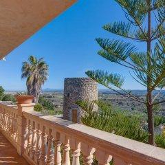 Отель Casa Molins балкон