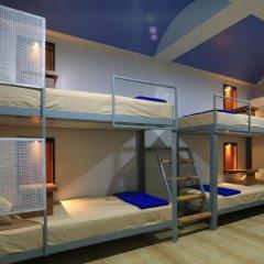 Good Dream Hotel 2* Кровать в общем номере с двухъярусной кроватью фото 6