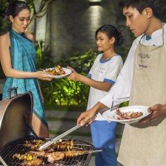 Отель Acqua Villa Nha Trang Вьетнам, Нячанг - отзывы, цены и фото номеров - забронировать отель Acqua Villa Nha Trang онлайн питание фото 3