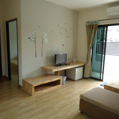Отель Pine Home 2* Стандартный номер с различными типами кроватей фото 2