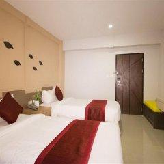 SF Biz Hotel 3* Улучшенный номер с различными типами кроватей фото 2