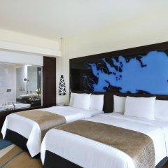 Marriott Hotel Al Forsan, Abu Dhabi 5* Улучшенный номер с различными типами кроватей фото 3