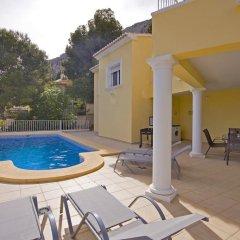 Отель Villa Orion бассейн фото 3