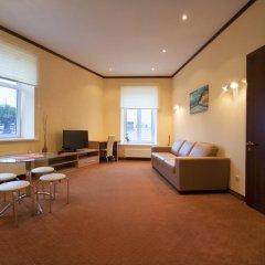 Geneva Apart Hotel 3* Люкс с различными типами кроватей