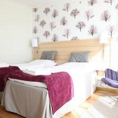 Отель Voksenaasen 4* Стандартный номер с различными типами кроватей фото 2
