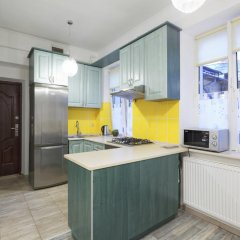 Апартаменты Do Lvova Central Apartments в номере