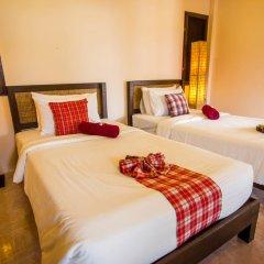 Отель Anahata Resort Samui (Old The Lipa Lovely) 3* Улучшенный номер с различными типами кроватей фото 6