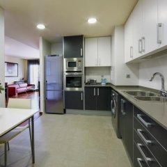 Апартаменты Habitat Apartments Fluvia Барселона в номере