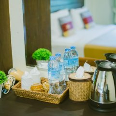 Отель Lanta Nice Beach Resort 3* Стандартный номер фото 4