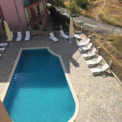 Отель Teddy House Болгария, Свети Влас - отзывы, цены и фото номеров - забронировать отель Teddy House онлайн бассейн