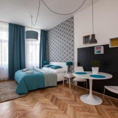 Апартаменты Comfortable Prague Apartments Студия с различными типами кроватей фото 3