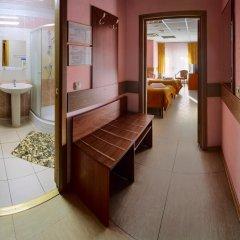 Гостиница ГородОтель на Белорусском 2* Стандартный семейный номер с двуспальной кроватью