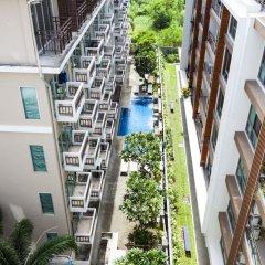 Отель Urban Condominium балкон