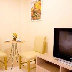 Апартаменты Phuket Center Apartment Студия с различными типами кроватей фото 5