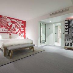 Отель Radisson RED Brussels 4* Стандартный номер с различными типами кроватей фото 2