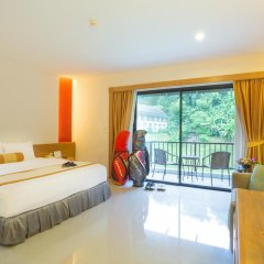 Отель Tinidee Golf Resort at Phuket 3* Номер Делюкс