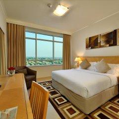 Oaks Liwa Heights Hotel Apartments 3* Улучшенные апартаменты с различными типами кроватей