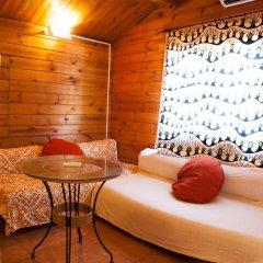 Отель Fuente del Lobo Bungalows - Adults Only 3* Улучшенное бунгало с различными типами кроватей