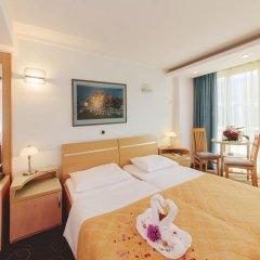 Hotel Montenegro Beach Resort 4* Стандартный номер с различными типами кроватей фото 2