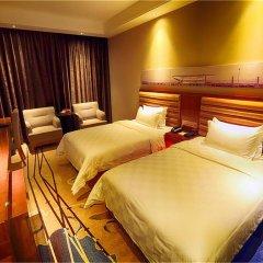 Отель Xige Garden Hotel Китай, Сямынь - отзывы, цены и фото номеров - забронировать отель Xige Garden Hotel онлайн комната для гостей фото 5