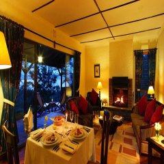 Отель Sarova Lion Hill Game Lodge 4* Улучшенное шале с различными типами кроватей фото 3