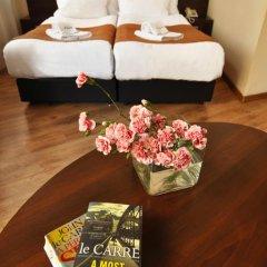 Отель Spatz Aparthotel 3* Стандартный номер с двуспальной кроватью фото 10