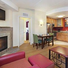 Отель Residence Inn Chattanooga Near Hamilton Place 3* Люкс с различными типами кроватей