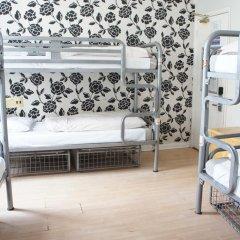 Отель Hostelpoint Brighton Кровать в женском общем номере с двухъярусной кроватью фото 4