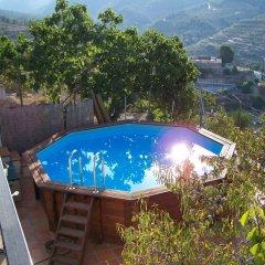 Отель B&B Villa Pico бассейн