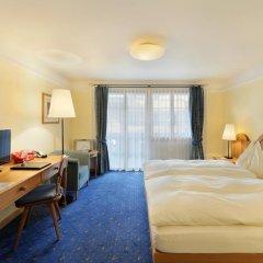 Hotel Bellerive Gstaad 3* Стандартный номер с различными типами кроватей фото 3