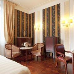 Отель Montebello Splendid 5* Стандартный номер фото 11