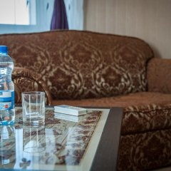 Мини-Отель Villa Dacha Студия разные типы кроватей фото 8