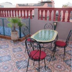 Отель Sindi Sud Марокко, Марракеш - отзывы, цены и фото номеров - забронировать отель Sindi Sud онлайн балкон