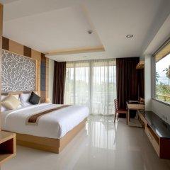 Отель Aqua Resort Phuket 4* Номер Делюкс с двуспальной кроватью фото 3