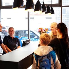 Smart Stay Hotel Berlin City Берлин помещение для мероприятий