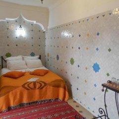 Отель Riad Ailen 3* Стандартный номер фото 6