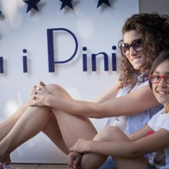 Отель Fra I Pini Италия, Римини - отзывы, цены и фото номеров - забронировать отель Fra I Pini онлайн помещение для мероприятий фото 2