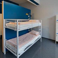 Отель CheapSleep Helsinki Кровать в общем номере с двухъярусной кроватью фото 10