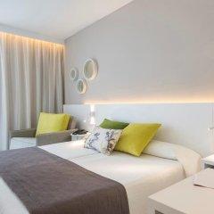 Отель JS Sol de Alcudia 4* Стандартный номер с различными типами кроватей фото 2