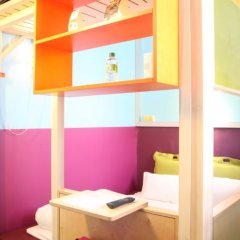 Отель Hi Matic Франция, Париж - отзывы, цены и фото номеров - забронировать отель Hi Matic онлайн комната для гостей фото 3
