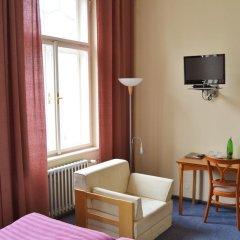 Hotel Praha Liberec 3* Стандартный номер фото 8