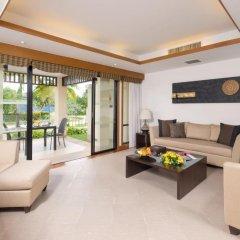 Отель Angsana Villas Resort Phuket 4* Люкс с различными типами кроватей фото 6