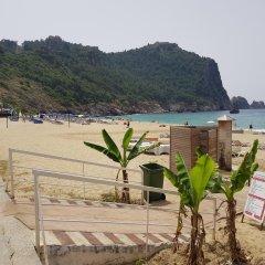 Kleopatra Aytur Apart Hotel пляж фото 2