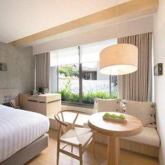 Отель Ad Lib 4* Стандартный номер с различными типами кроватей фото 21