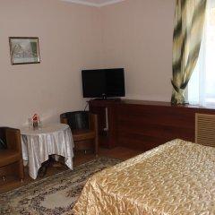 Гостиница Шансон 3* Стандартный номер двуспальная кровать фото 8