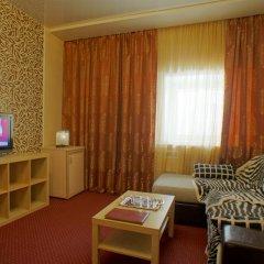Гостиница Kompleks Nadezhda 2* Номер Делюкс с различными типами кроватей фото 10