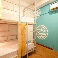 Отель China Town 3* Кровать в общем номере фото 10